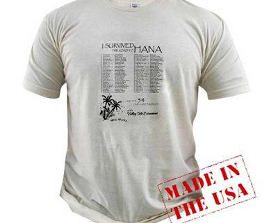 I Survived The Road To Hana Shirt